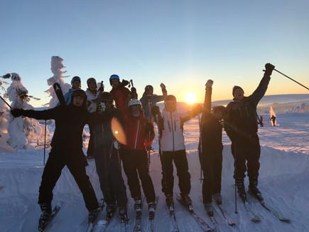 Teambuilding i Sälen