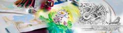 эскизы отрисовка от руки