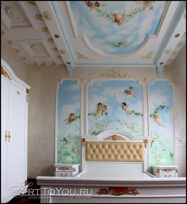 Детская комната в классическом стиле