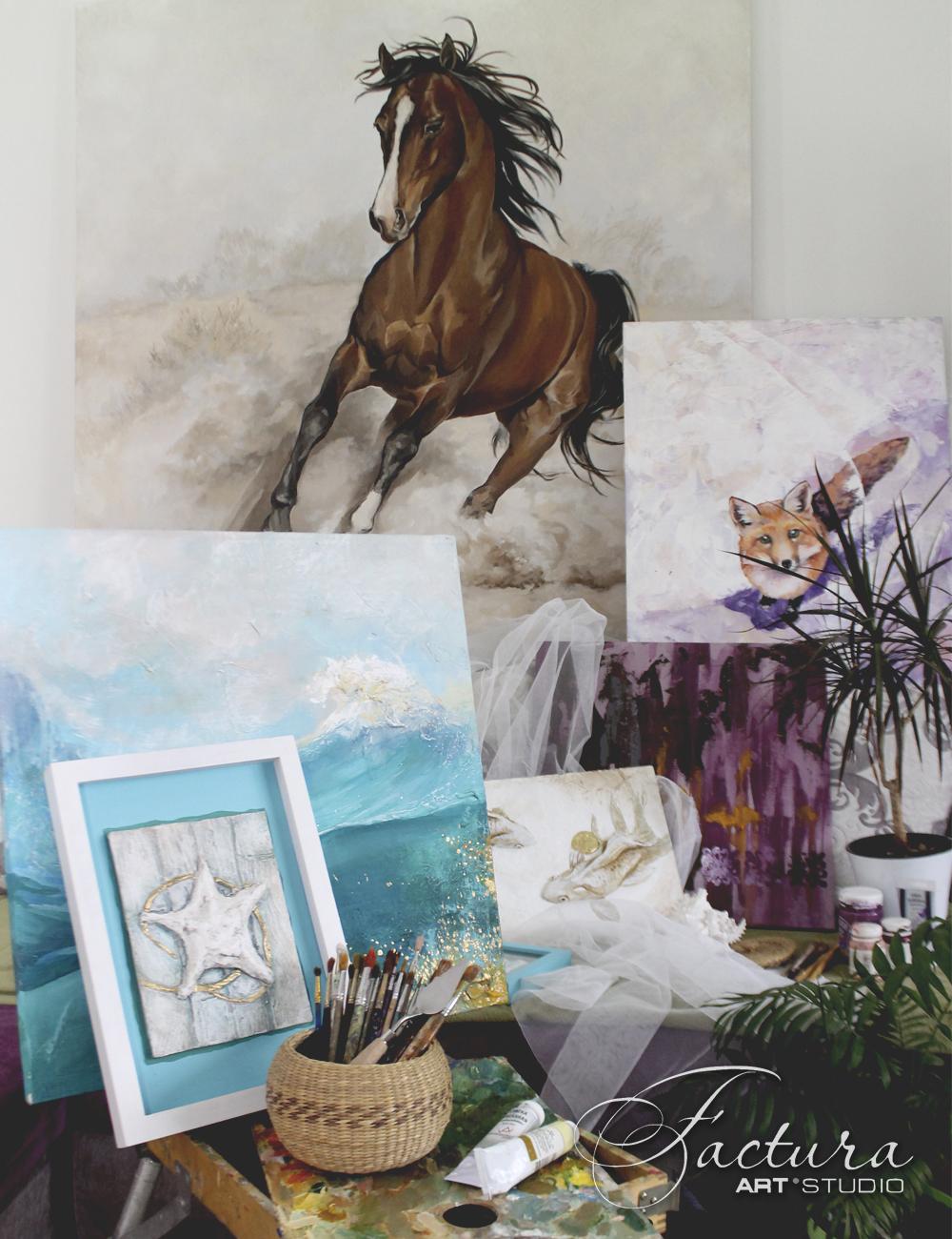 Картины и декоративные панно
