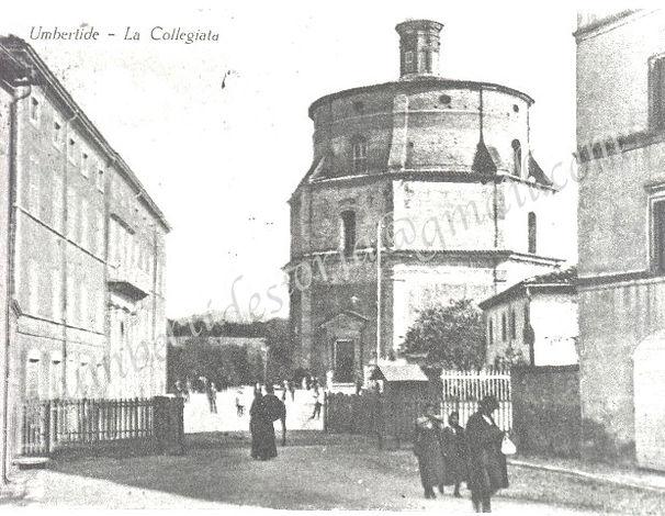 PIAZZA GUARDABASSI - 1918Storiche archiv