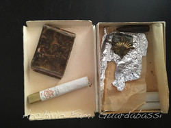 scatola sigarette - interno