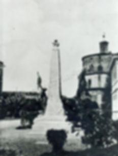 MONUMENTO AI CADUTI - 1926Storiche archi