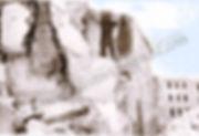 XIII BORGO S.GIOVANNI COLPITO DAL BOMBAR