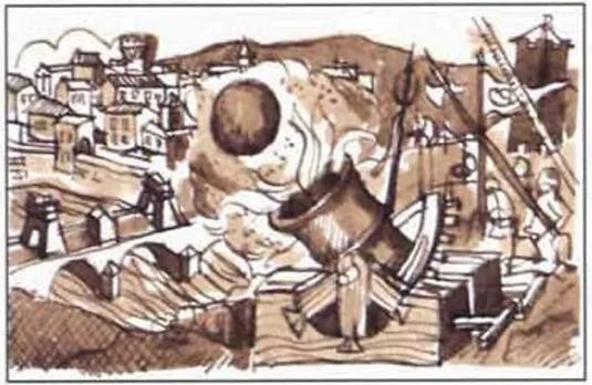 4. Gli ospedali, la peste e le guerre
