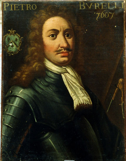 Pietro Burelli - Galleria dei personaggi