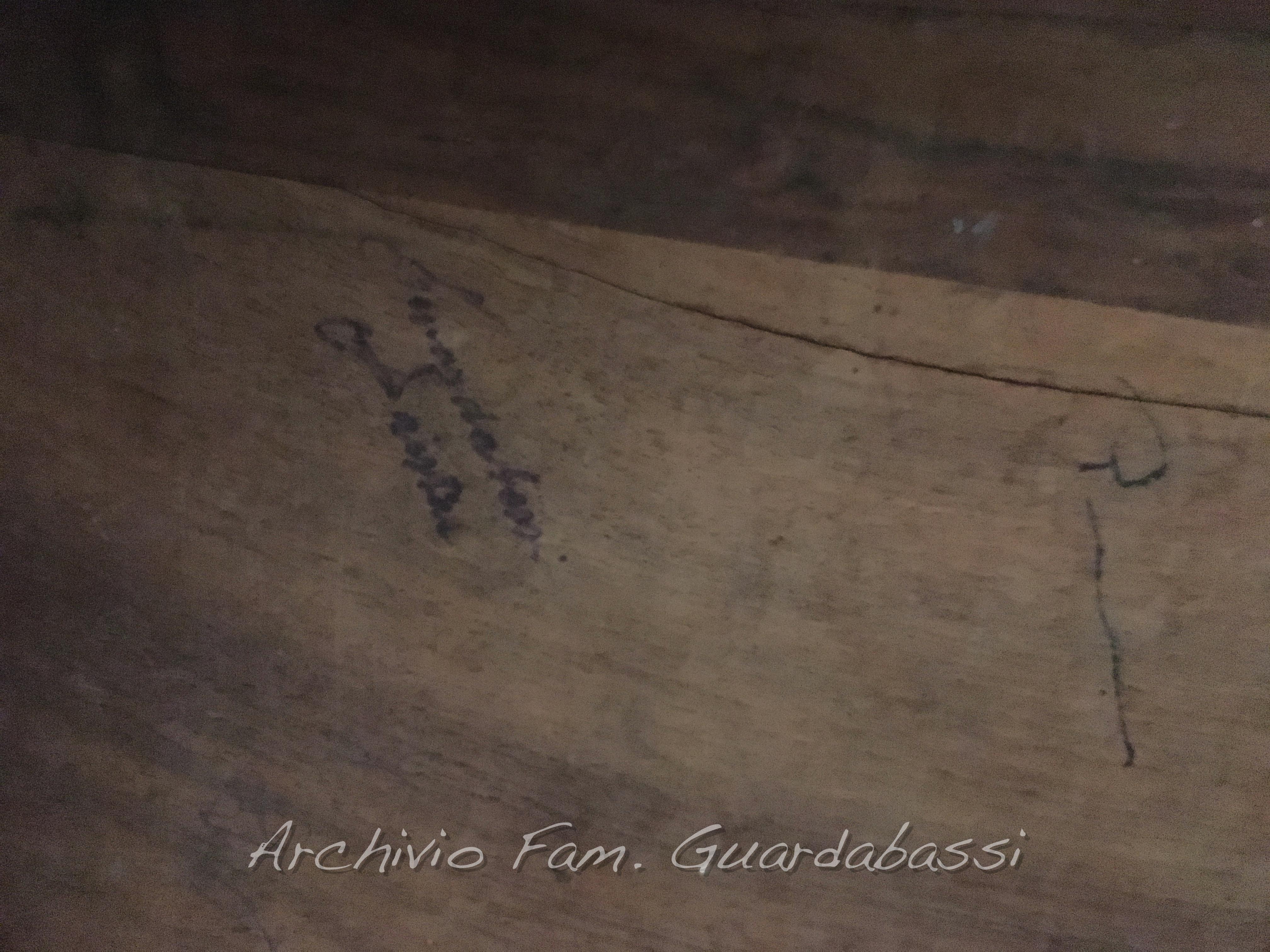 la firma di Aristide