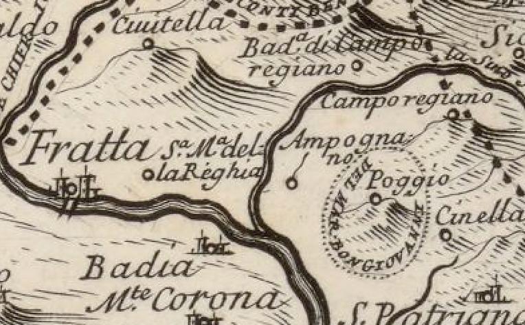 legazione del ducato di urbino 1697 pogg