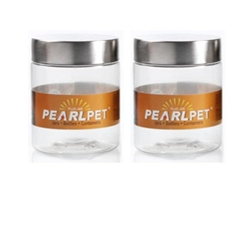 Pearlpet Brand unbreakable containers