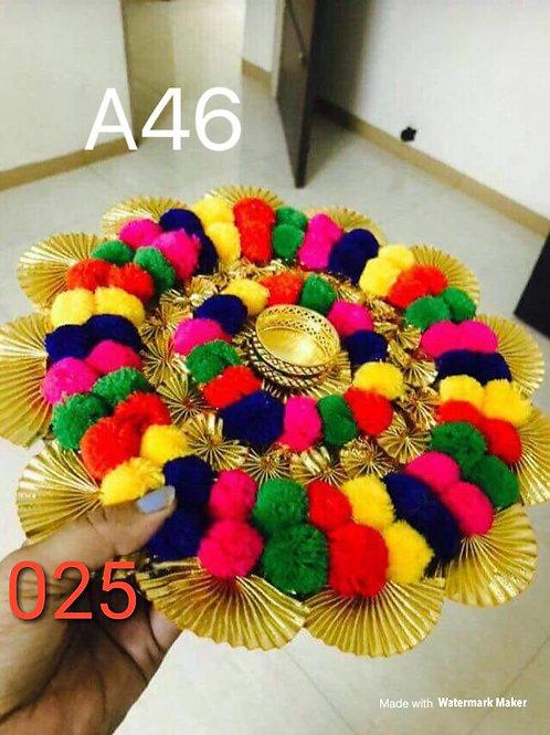 A46 Diwali and celebration mats