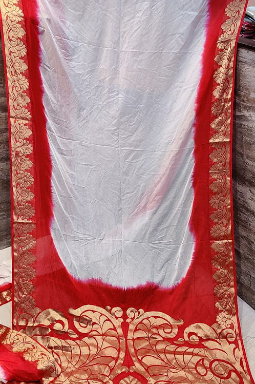 tapeta silk zari fabric