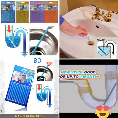 Flex Drain Stor Hair Catcher