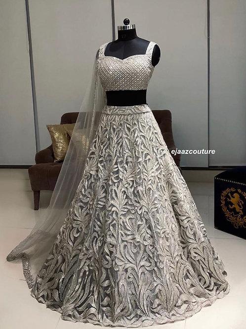 NEW BRIDEL DESIGNER LEHENGA CHOLI