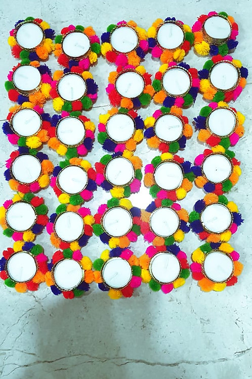 Diwali Fancy Wax Diya