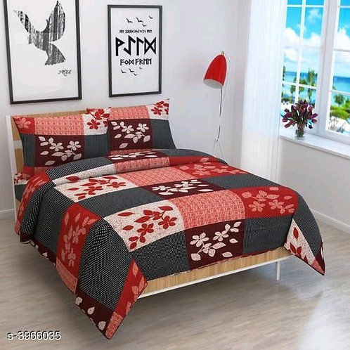 Polycotton 90x90 Double Bedsheets