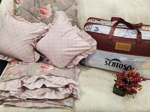 Sentosa 6 Pc Premium Comforter Set