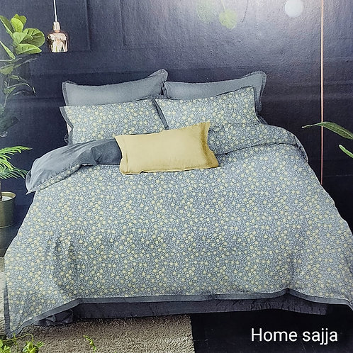 Exclusive signature pure cotton bedsheets in briefcase packing
