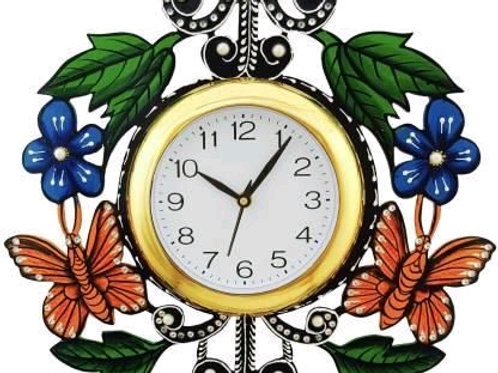 Trendy Wooden Clocks