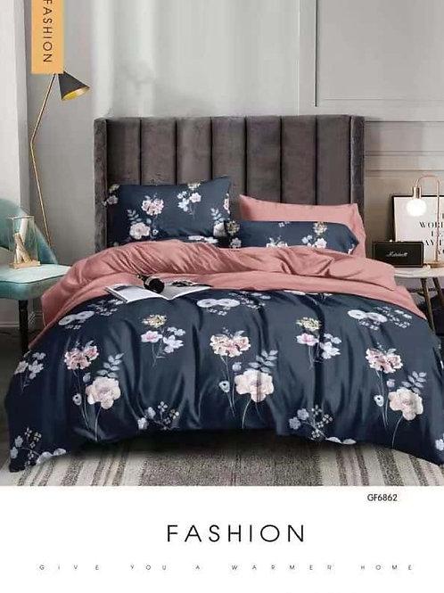 King Size FITED Bedsheet Set