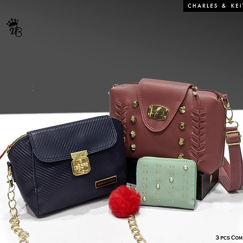 CHARLES & KEITH 3 Pieces Combo