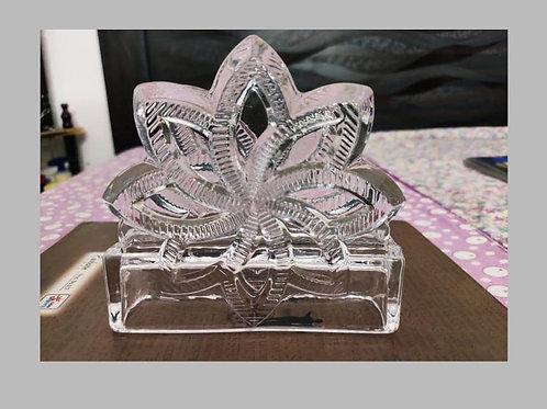 Crystal Tissue Holder