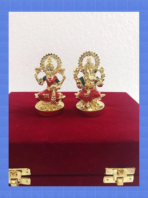 Lakshmi Ganesh for Diwali