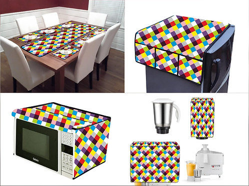 KITCHEN COMBO COVER SET