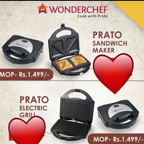 Wonderchef Electric Griller