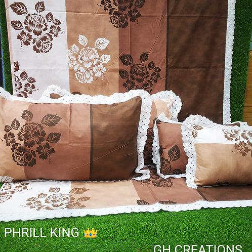 HERITAGE 5 Pc Cushion Set