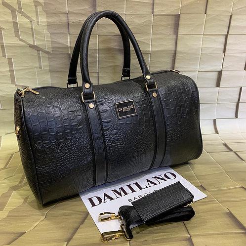 Damilano duffle and Gym bag