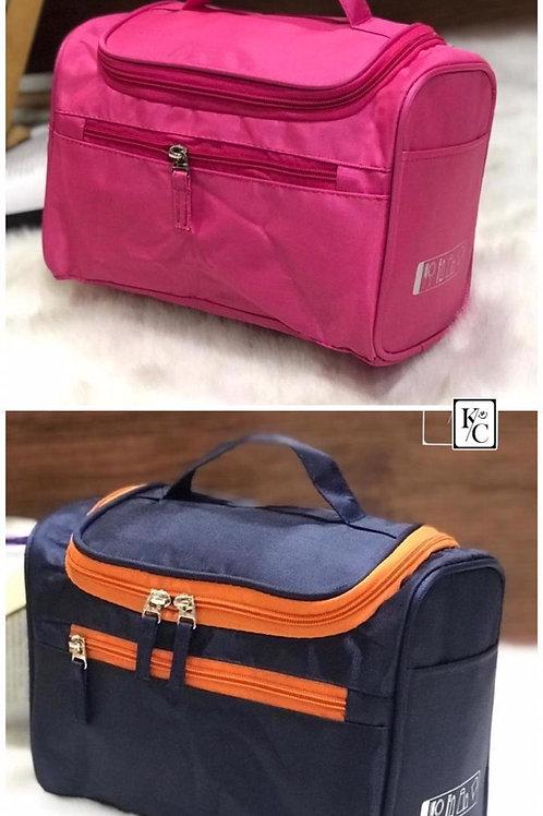 Toiletry Bag Women Travel Clutch Organizador Portable Storage
