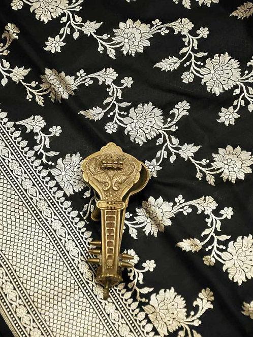 Kashmira Kanjivaram silk