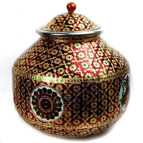 Full meenakari decor piece to enhance beauty of your drawing room