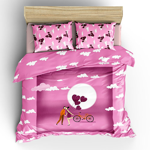 procion king-size bed-sheets