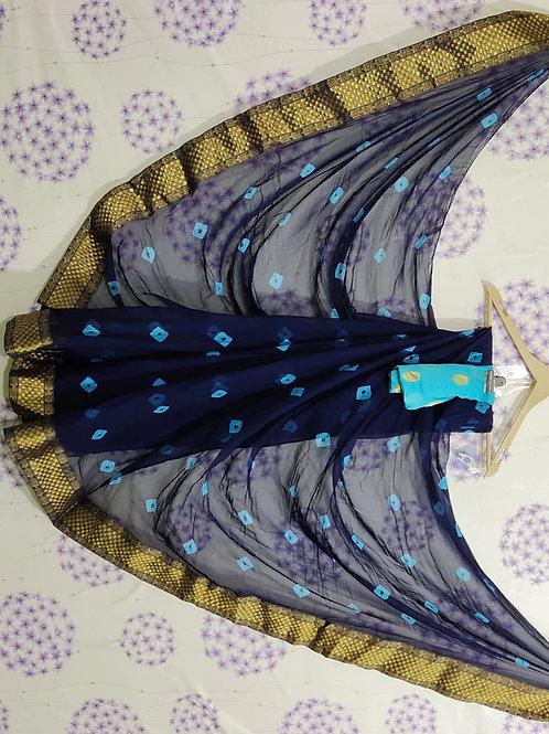 bandej hand made saree