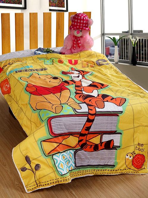 Kids Throw Blanket cum AC Comforter