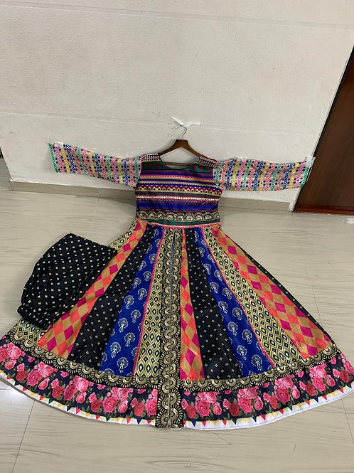 NAVRATRI SPECIAL TOP WITH PALAZZO
