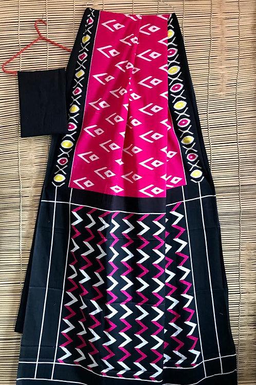 Latest hand work sarees