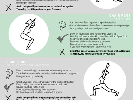 Yoga for Leg Strength by Katie Neal