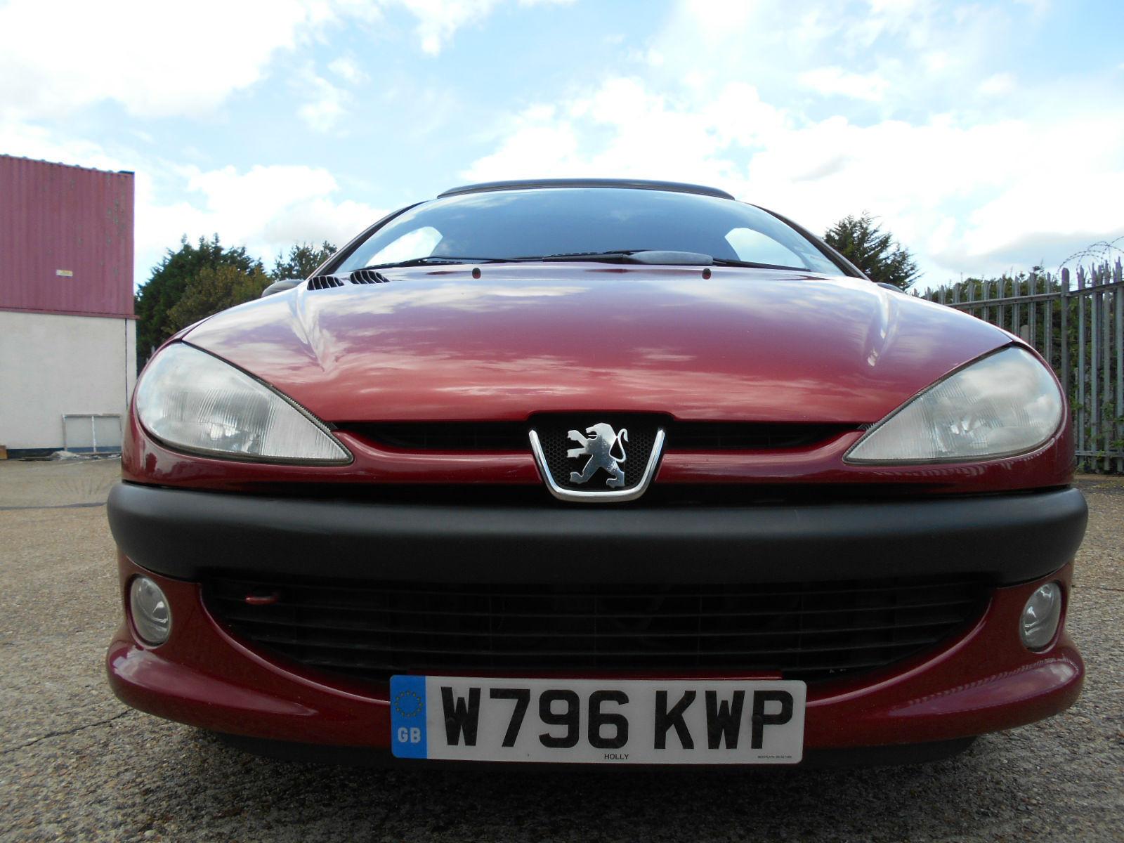 Peugeot 206 front.JPG