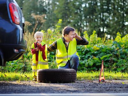 Avoiding tyre trauma this Winter
