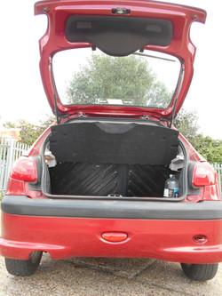Peugeot 206 Rear Interior.JPG