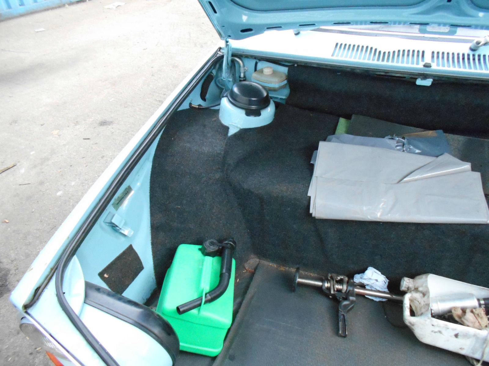 VW Variant under the bonnet.JPG
