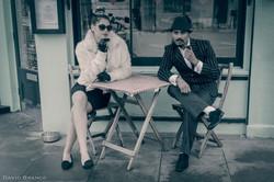 Audrey Hepburn Shoot Feb 17