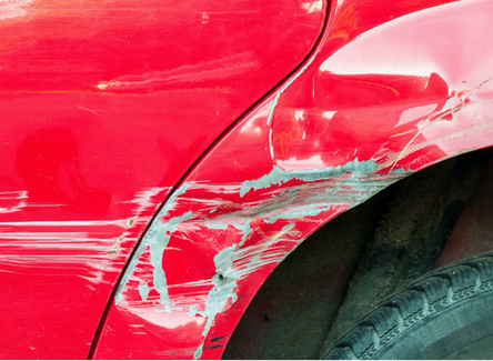 Bodywork repairs: do you need to repair your car ding or dent?