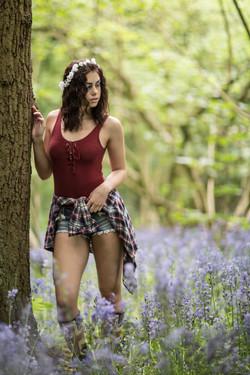 Bluebell Shoot May 17