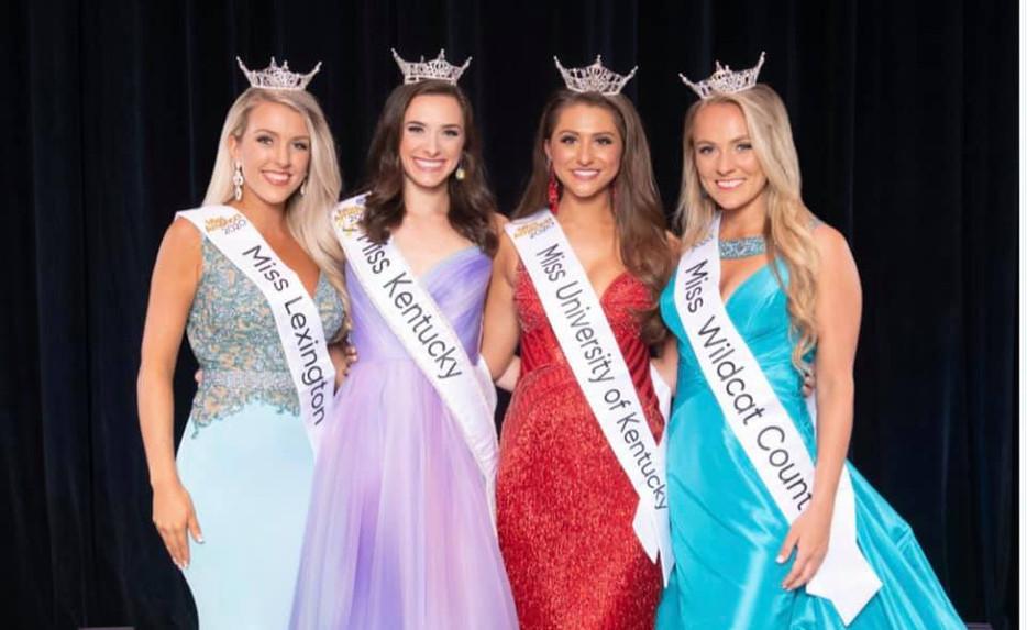 Miss University of Kentucky 2020