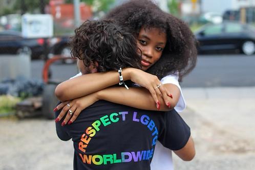 Respect LGBTQ Worldwide Tee