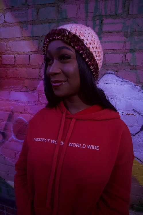 Respect Women Worldwide (Earth Tones) Hoody