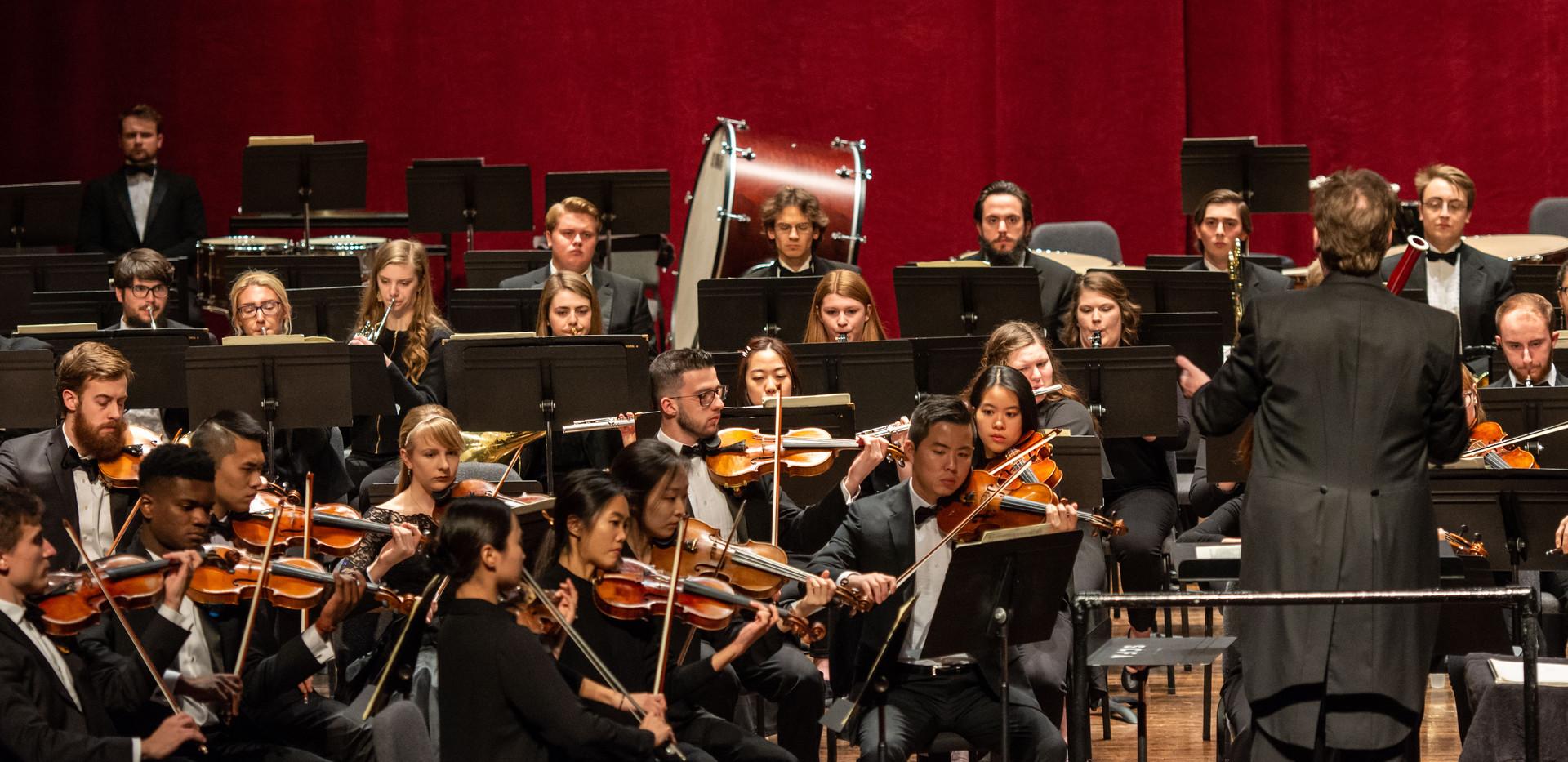 University of University of Kentucky Symphony Orchestra